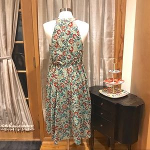 Retrolicious Dresses - Retrolicious Floral Sundress 2X